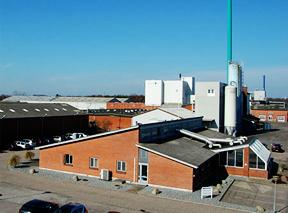 Завод «A/S Arovit Petfood», Дания