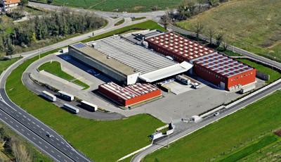 Завод «BeFood s.r.l.», Италия